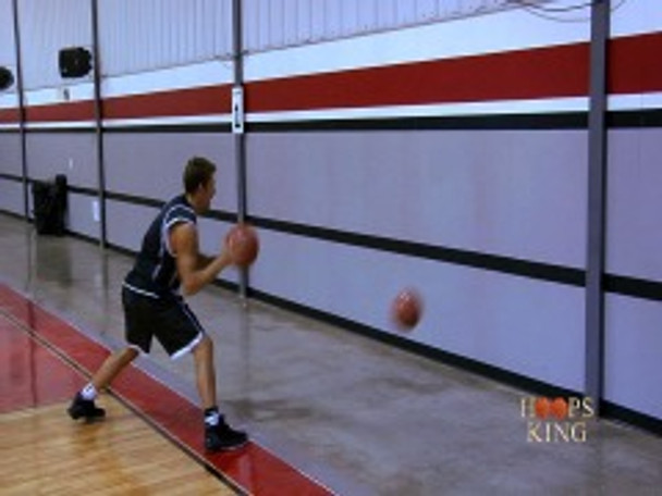 Passing drills for post players in basketball
