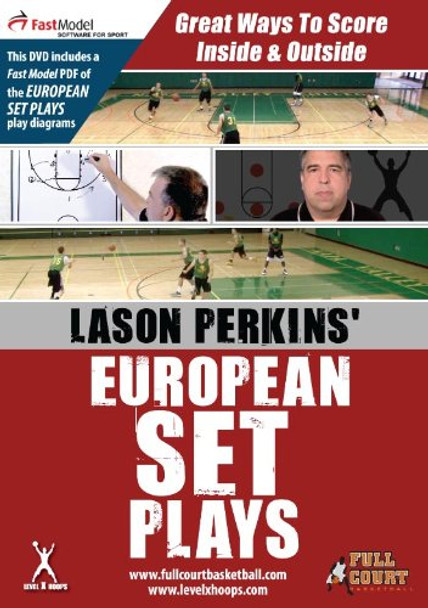 European Set Plays with Lason Perkins