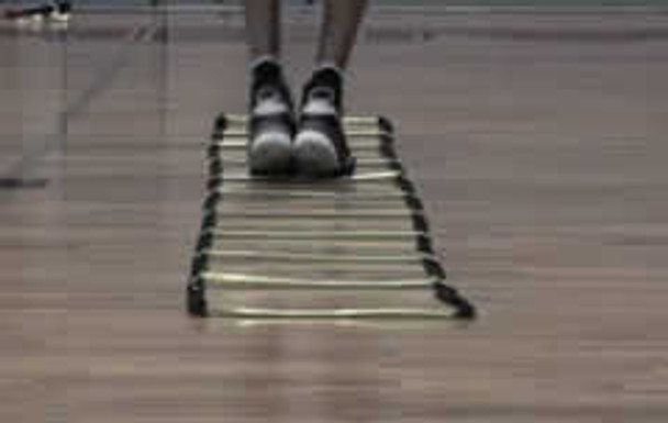 ladder drills for speed quickness basketball