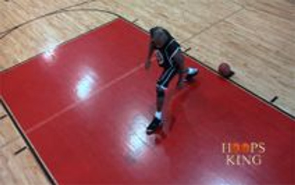 basketball footwork drills for post playrs