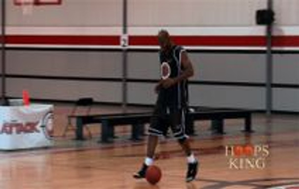 improve footwork basketball