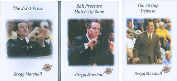 Gregg Marshall Final 4 Pack