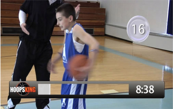Best basketball dribbling workout and drills