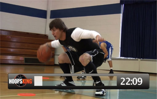 Jason Otter's intermediate dribbling drills video is a great dribbling video for any player.