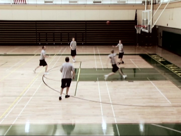 high low continuity offense