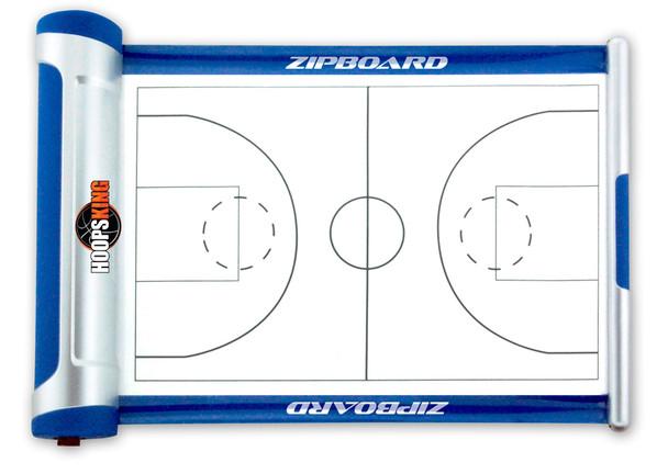 HoopsKing Basketball Coaching Board Zipboard