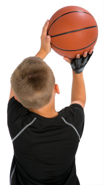 finger spacing basketball shooting glove aid