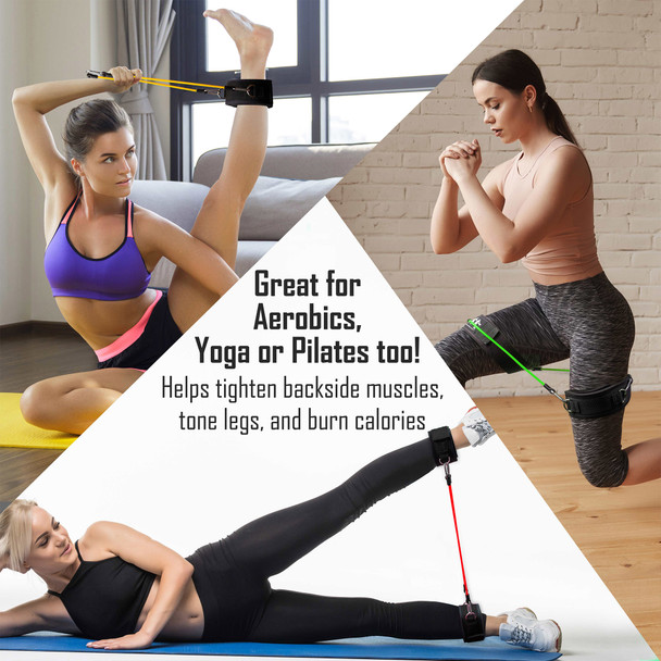resistance bands for butt booty