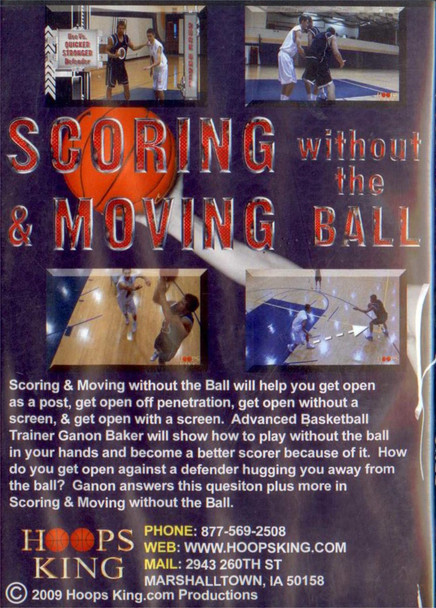 Moves to get open in basketball