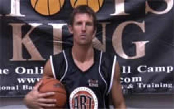 Ganon Baker basketball passing drills
