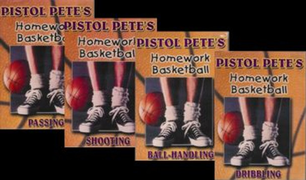 Pistol Pete's Homework Basketball