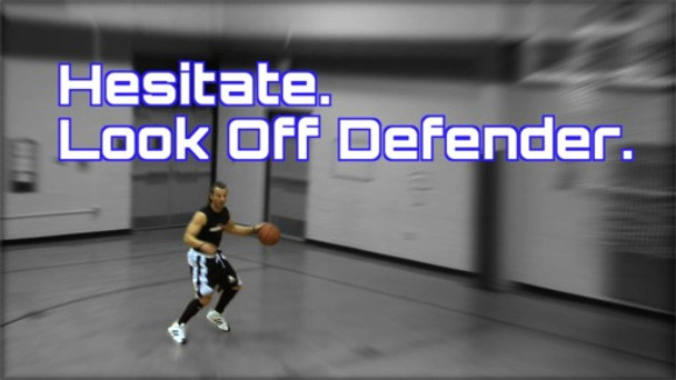 How to beat defenders off the dribble