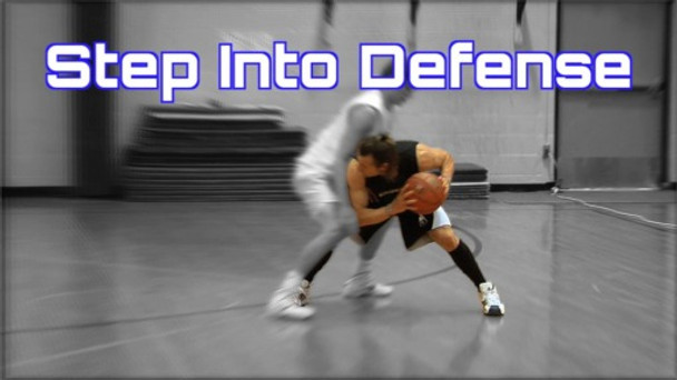 How to be tough with the basketball