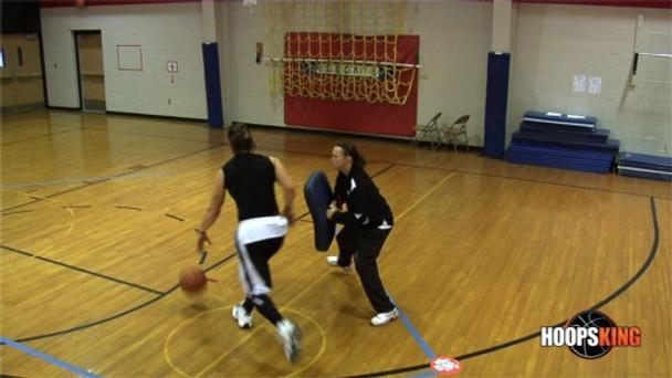 Toughness training basketball