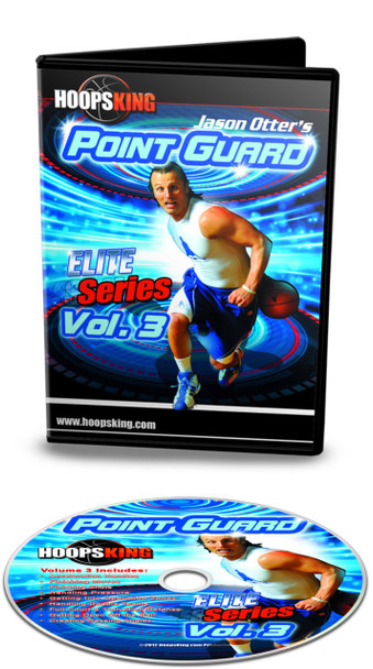 Point Guard Training Video Jason Otter Volume 3