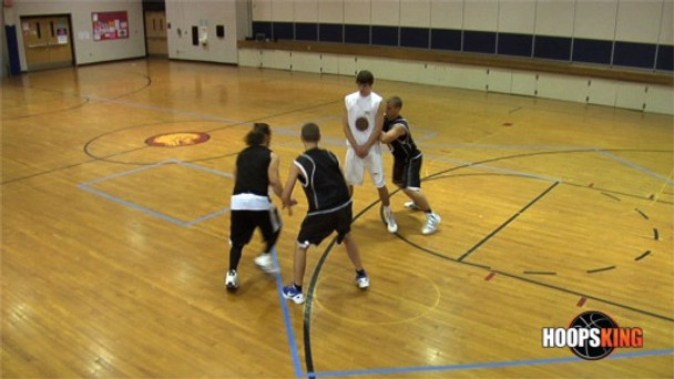 Pick & Roll Basketball Point Guard Tips