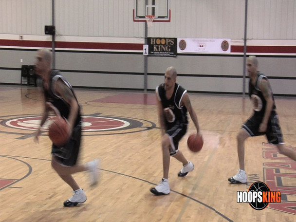 How to score off the fast break