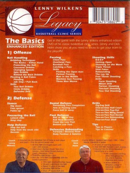 (Rental)-Lenny Wilkens The Basics