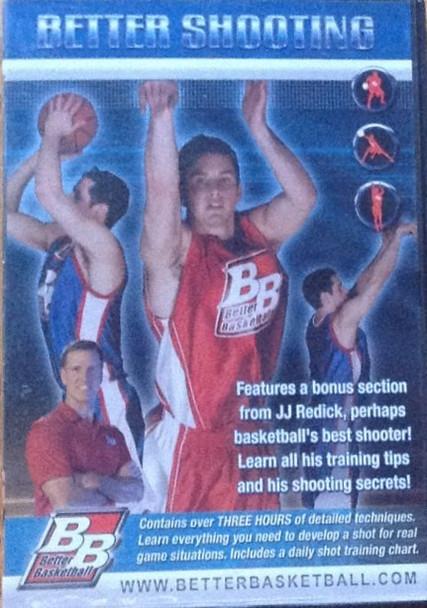 Better Shooting 2 by Rick Torbett Instructional Basketball Coaching Video