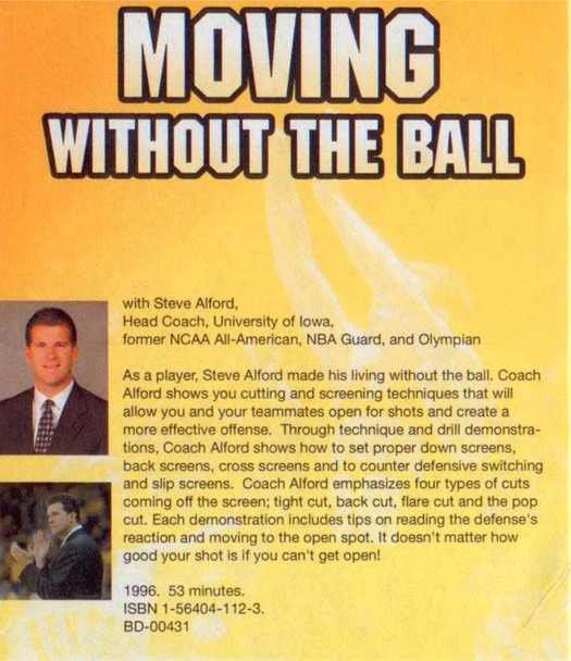 (Rental)-Moving Without The Ball