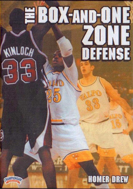 Box & One Zone Defense(drew) by Homer Drew Instructional Basketball Coaching Video