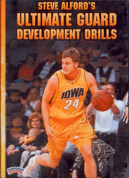 Steve Alford's Ultimate Guard Development Drills by Steve Alford Instructional Basketball Coaching Video