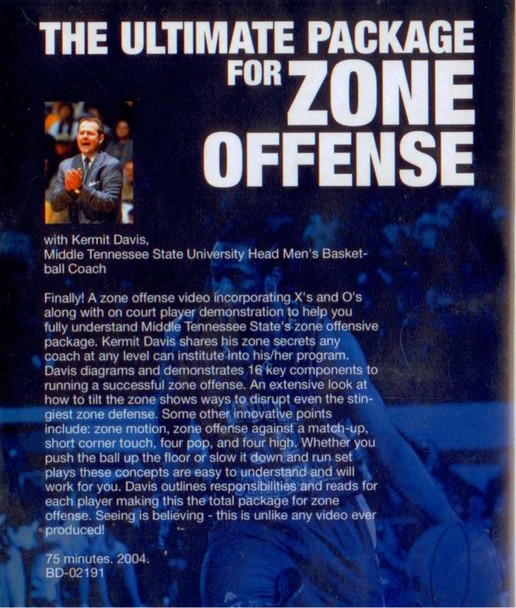 (Rental)-Kermit Davis: The Ultimate Package For Zone