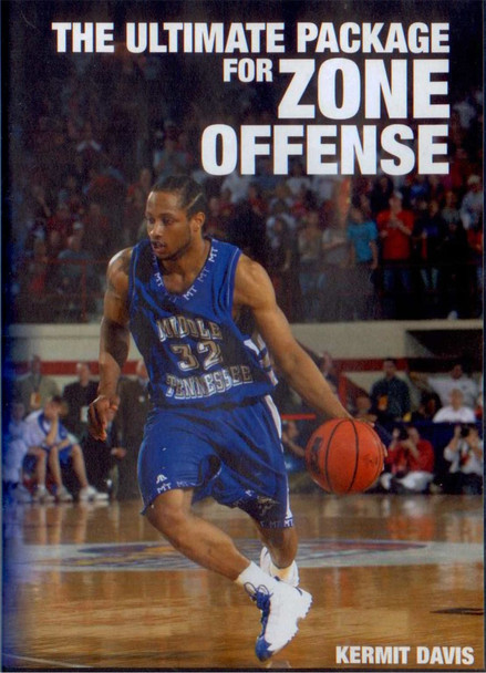 Kermit Davis: The Ultimate Package For Zone by Kermit Davis Instructional Basketball Coaching Video