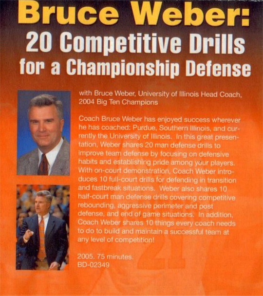 (Rental)-20 Competitive Drills