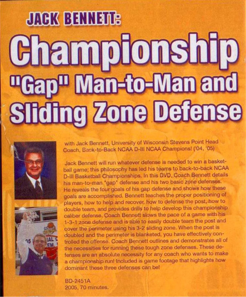 (Rental)-Championship Gap Man & Sliding Zone