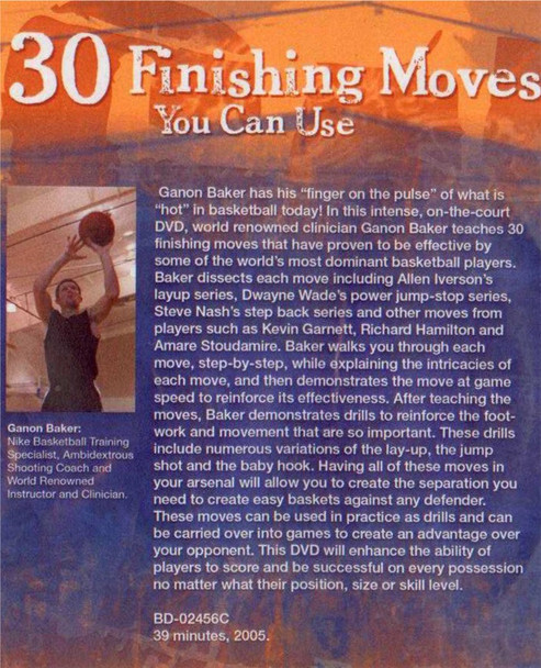 (Rental)-Ganon Baker: 30 Finishing Moves You Can Use