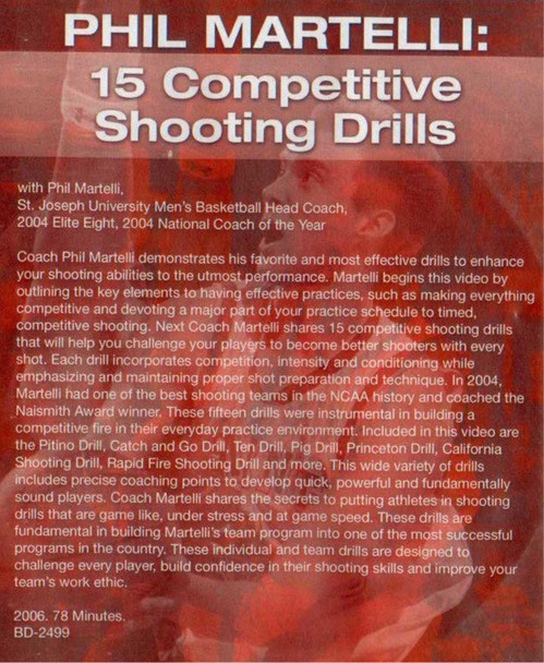 (Rental)-15 Competitive Shooting Drills