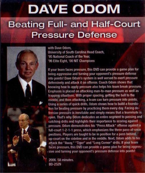 (Rental)-Beating Full & Half Court Pressure