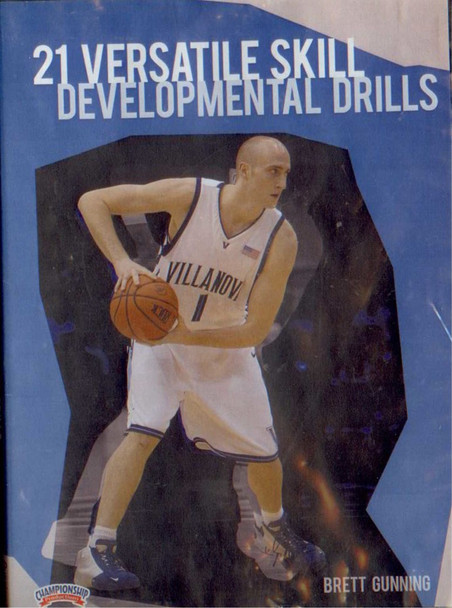 21 Versatile Skill Development Drills by Jay Wright Instructional Basketball Coaching Video