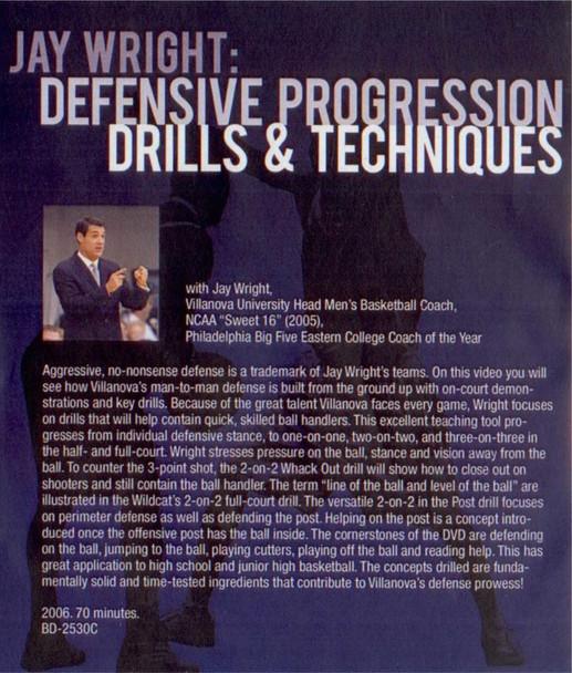 (Rental)-Defensive Progression Drills & Techniques