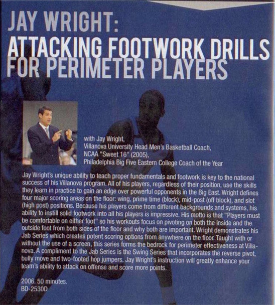 Attacking footwork drills for guards