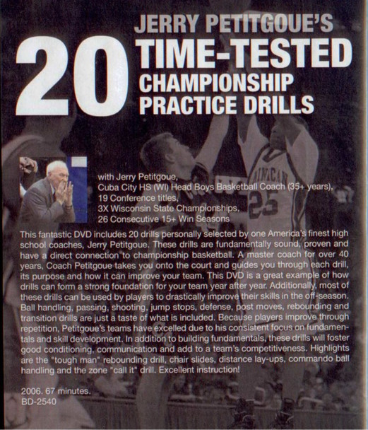 (Rental)-20 Time--tested Championship Practice