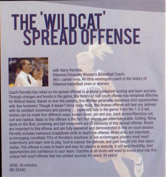 "(Rental)-""wildcat Spread"" Offense"