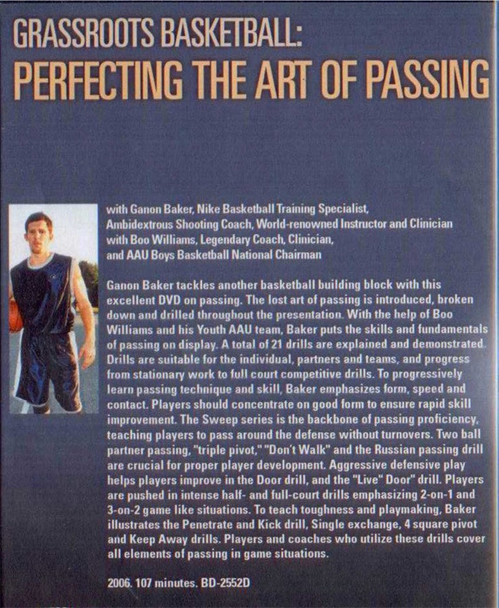 (Rental)-Perfecting The Art Of Passing