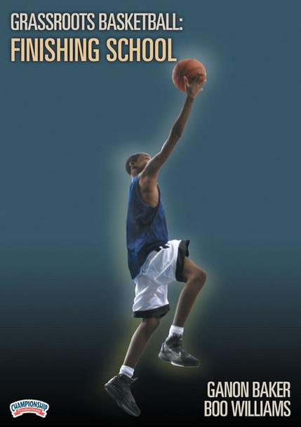 Finishing School by Ganon Baker Instructional Basketball Coaching Video