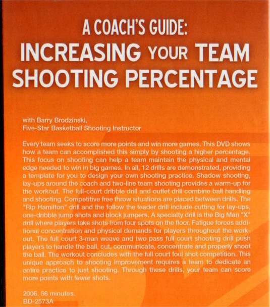 (Rental)-Five Star: Increasing Your Team Shooting Percentage