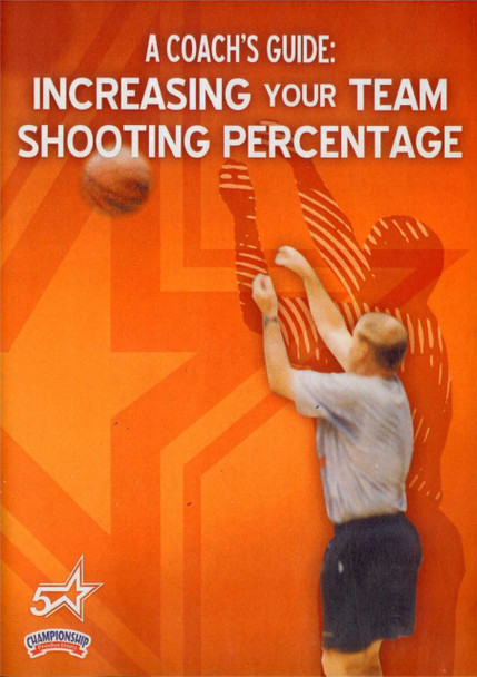Five Star: Increasing Your Team Shooting Percentage by Barry Brodzinski Instructional Basketball Coaching Video