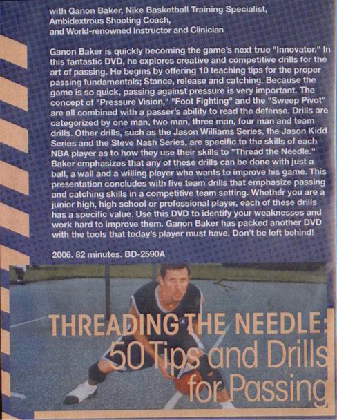 (Rental)-Threading The Needle--50 Tips And