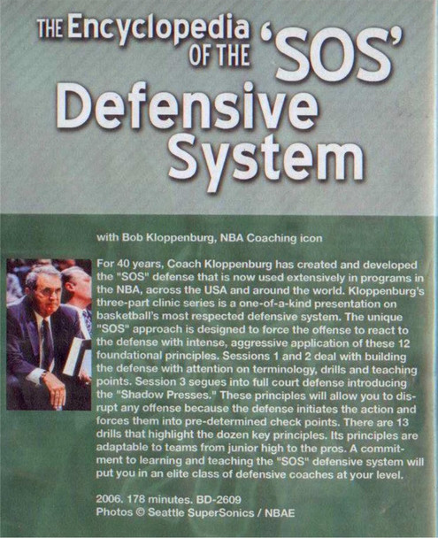 (Rental)-The Encyclopedia Of The Sos Defensive System By