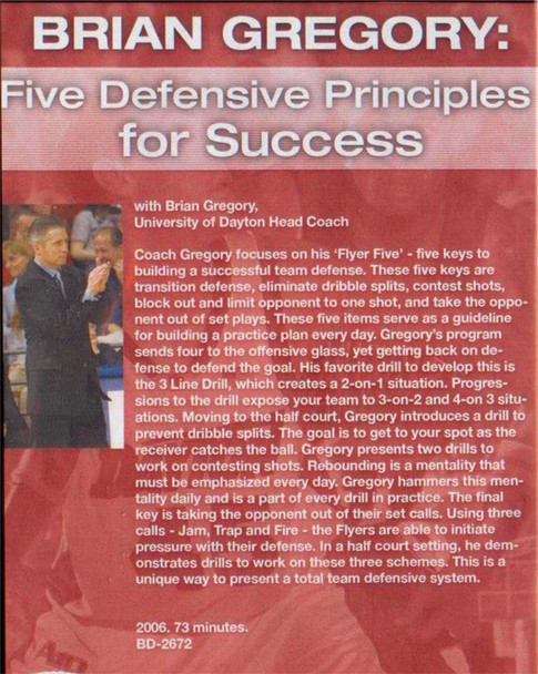(Rental)-Five Defensive Principles For Success
