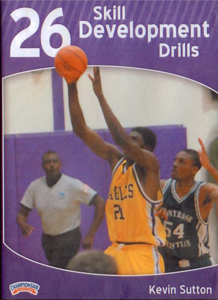 26 Team Skill Development Drills by Kevin Sutton Instructional Basketball Coaching Video