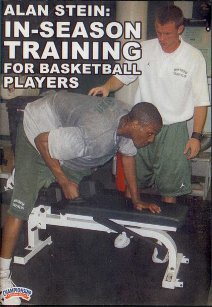 Alan Stein: In--season Training For Basketball by Alan Stein Instructional Basketball Coaching Video