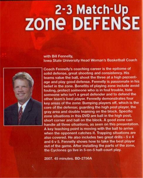 (Rental)-2--3 Match--up Zone Defense