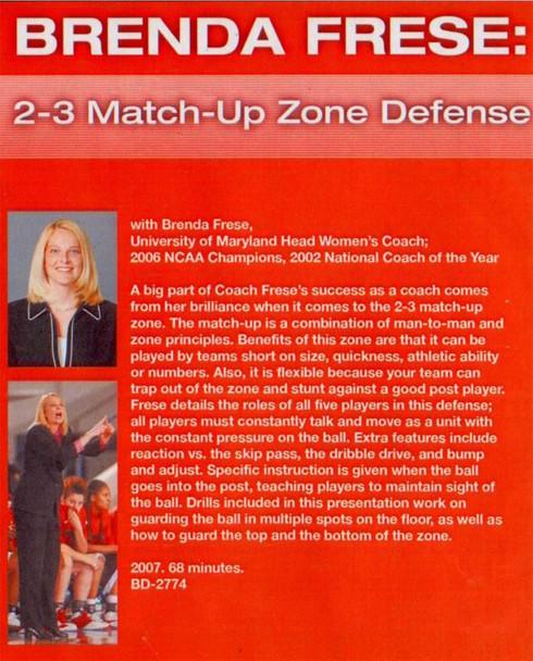 (Rental)-2 3 Match--up Zone Defense