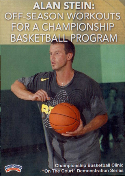 Off-season Workouts For Basketball by Alan Stein Instructional Basketball Coaching Video